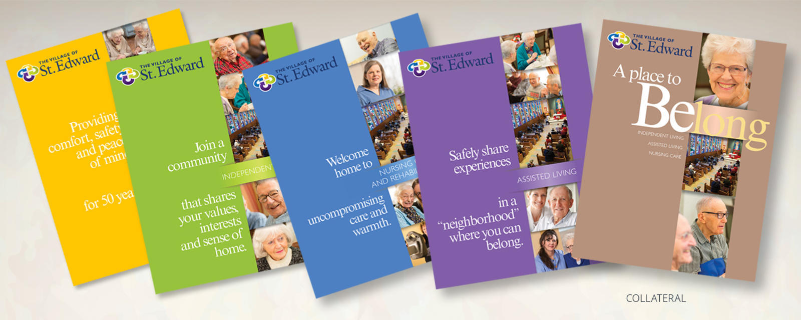 St Edward Brochures